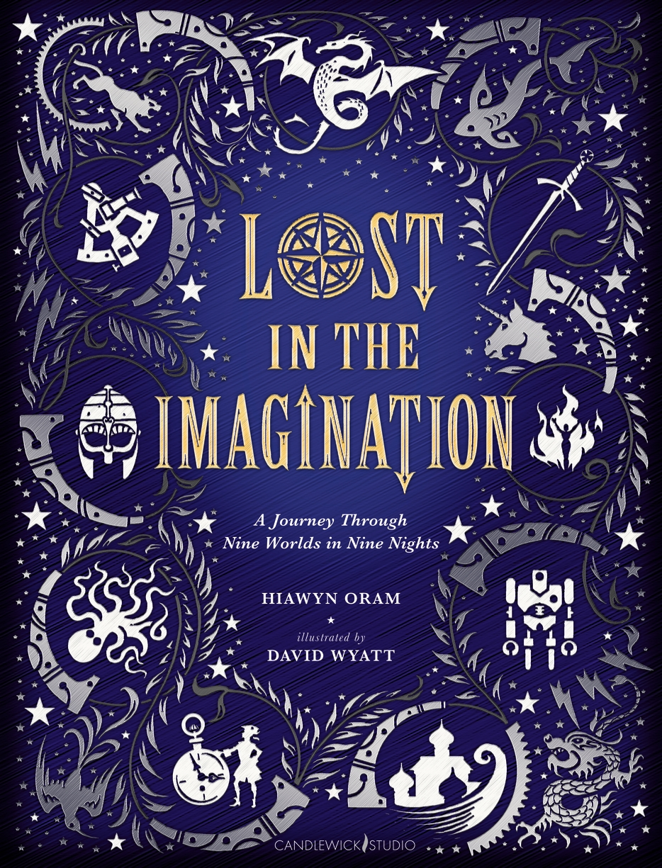 Lost in the Imagination: A Journey Through Nine Worlds in Nine Nights